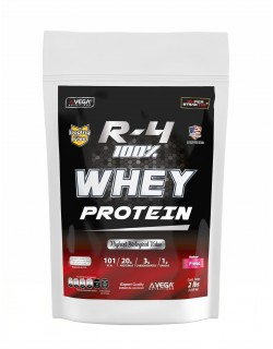 R4 100% WHEY PROTEIN 2LBS